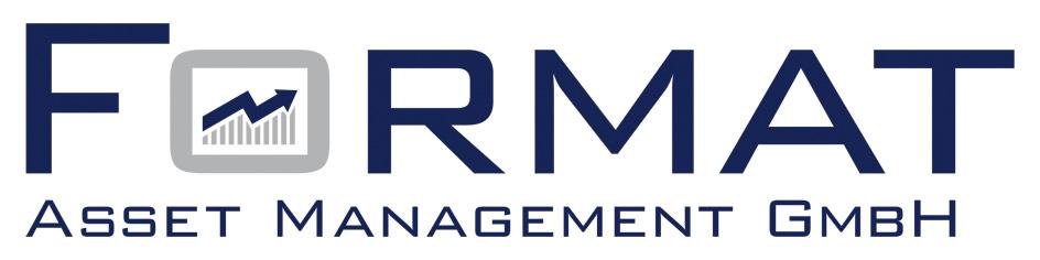 FORMAT Asset Management Logo Geldanlage Vermögensverwaltung Fonds Investmentfonds Christoph Vogt