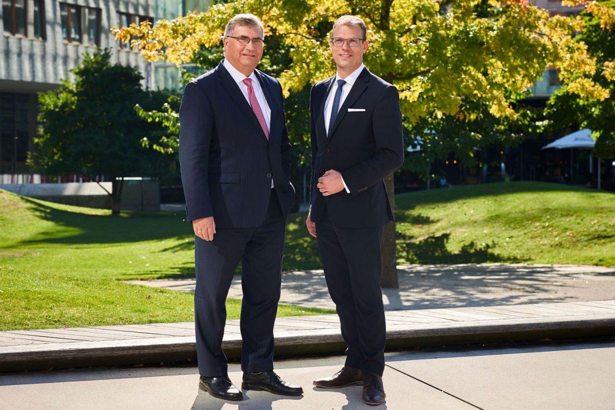Manuel Franz und Christoph Vogt FORMAT Asset Management Geldanlage Vermögensverwaltung Hamburg FORMAT AM Defensive Vermögensverwalterkongress