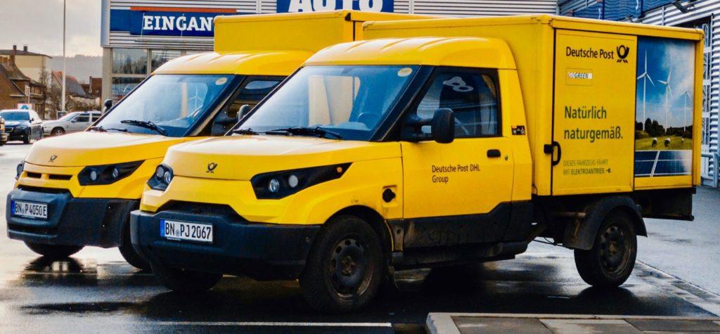 Streetscooter von DHL FORMAT Asset Management in Hamburg Vermögensverwaltung und Geldanlage
